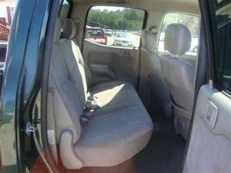 2001 toyota tacoma seats purchase used 2001 toyota tacoma cab in 2849