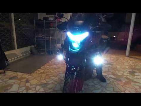 honda crosstourer  motosiklet xenon  ve csr led