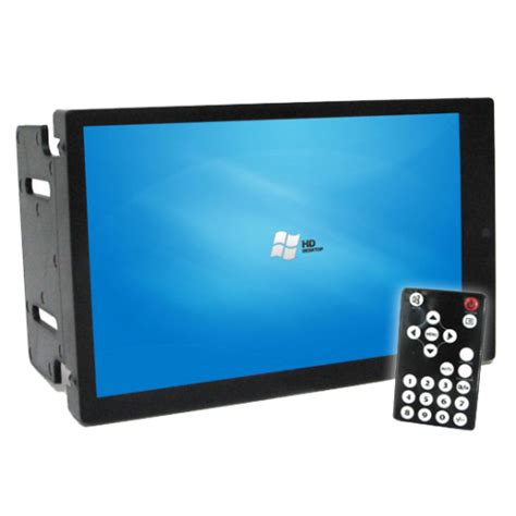 7 Lcd Computer Monitor Would Be Large For But Tiny For You by Bybyte 669 C T 7 Quot Din Hdmi Touchscreen Monitor