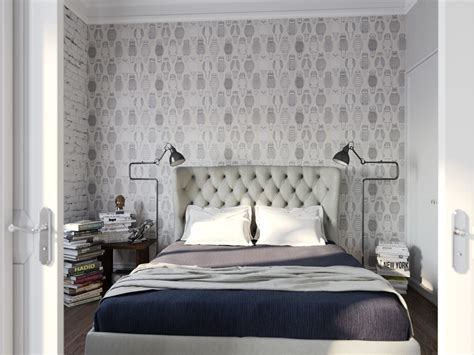 wallpaper bedroom ideas creative wallpaper bedroom for your interior home