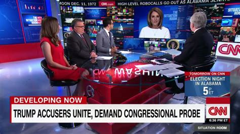 cnn situation room live cnn adds layers of urgency data to situation room look newscaststudio