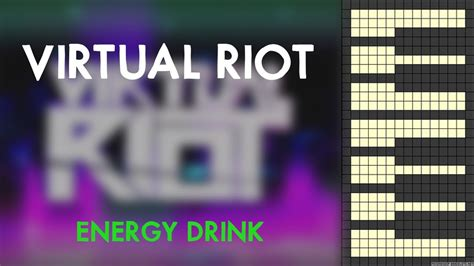 energy drink riot riot energy drink piano cover