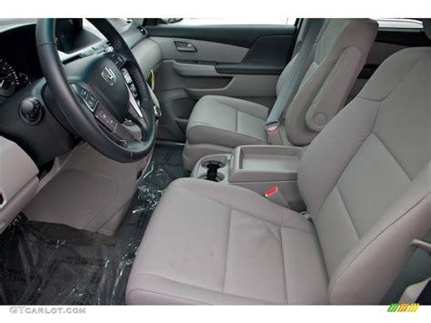 Odyssey Interior by Gray Interior 2013 Honda Odyssey Ex L Photo 71872443