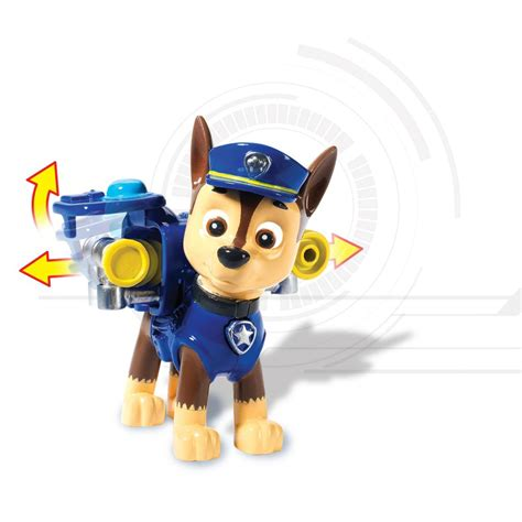 paw patrol action pack pup badge chase target australia spin master paw patrol action pack pup chase