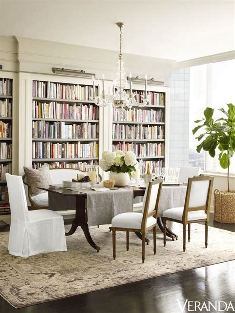 Small Dining Room Library Ideas 17 Best Ideas About Dining Room Design On