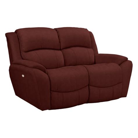 la z boy loveseat recliner la z boy 740 barrett power la z time full reclining