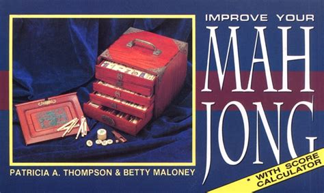 mahjong beginner s guide for improve your mah jong book by a thompson