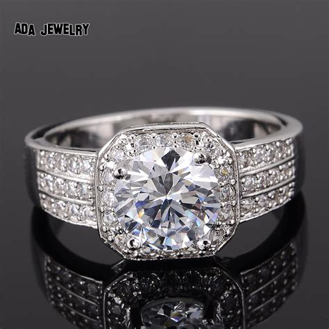 Wedding Rings Big by Zircon Rings For Wedding Ring Big Jewelry