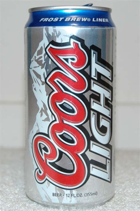 Coors Light Review by Review Of The Silver Bullet 1to10reviews
