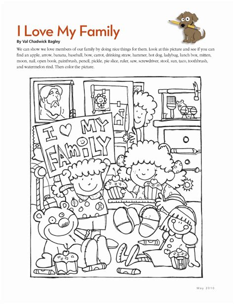 lds coloring pages love one another coloring home