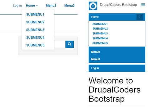 Installing Bootstrap Via Composer | github lexsoft00 quick start distro install quick start