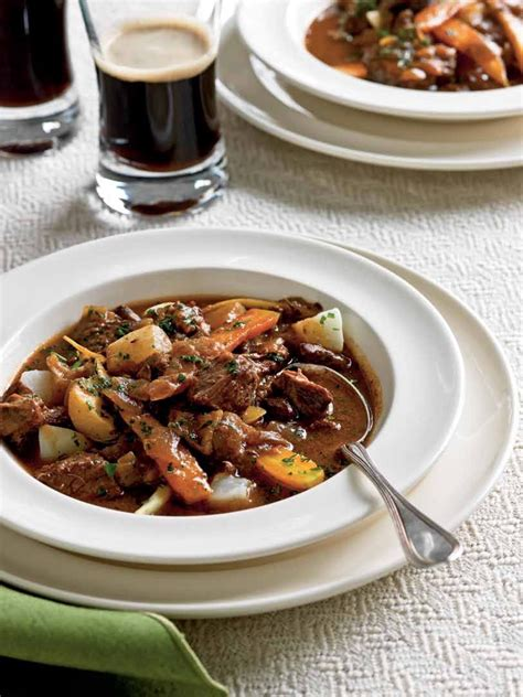 Cooking Light Global Kitchen Beef And Guinness Stew Dave Joachim