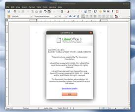 libreoffice 3 5 released install it in ubuntu web upd8
