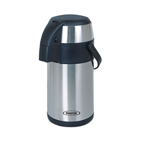 Termos Air Pot 2 5l 3l 5l litre stainless steel airpot vacuum flask thermos