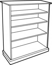 bookshelf clip at clker vector clip