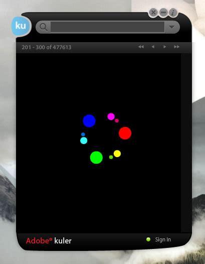 kuler color kuler desktop