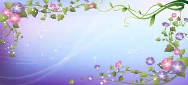 Wedding Backdrop Tarpaulin Swirling Floral Frame Over Blue Light Background Vector Download