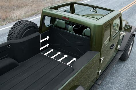 jeep concept truck gladiator pin 2012 jeep gladiator pickup truck concept pictures on