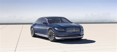 2015 continental lincoln 2015 lincoln continental concept pictures news research