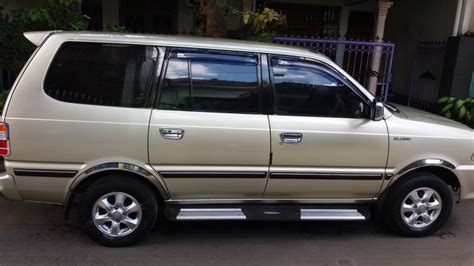 Shockbreaker Kijang Lgx 2003 Toyota Kijang Lgx 2003 Mobilbekas