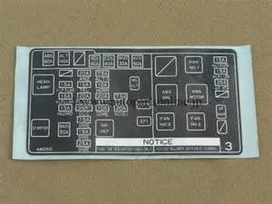 lexus rx300 fuse box diagram lexus free engine image for user manual