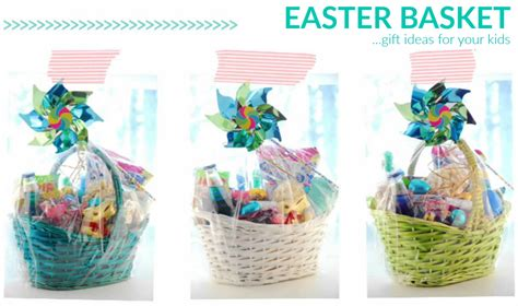 easter present ideas easter basket gift ideas for your kids adams homes