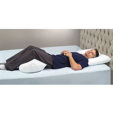 lower back pillow for bed pillows for back pain cepagolf