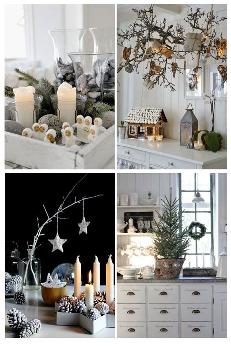 1000 ideas about scandinavian christmas decorations on