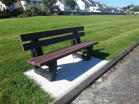 plastic seating benches moulded plastic seat bench street furniture suppliers