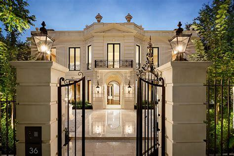 custom homes melbourne luxury toorak mansion