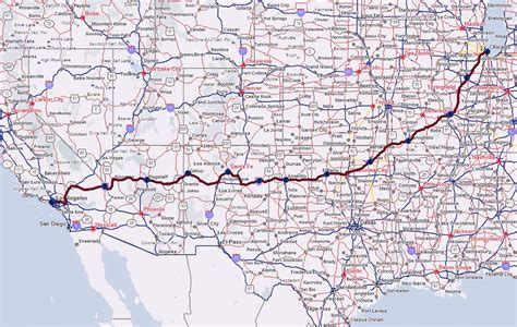 road maps route planner usa road trip usa the legendary route 66 road kill cafe