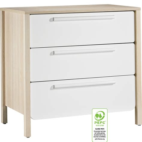 Commode Bebe Sauthon by Commode B 233 B 233 3 Tiroirs Nest De Sauthon Meubles Sur Allob 233 B 233