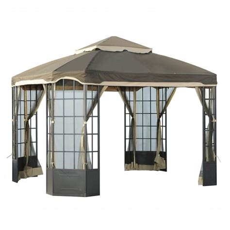 hton bay grill gazebo replacement canopy pergola