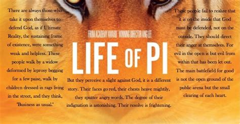 theme quotes life of pi life of pi quote about religion inspire pinterest