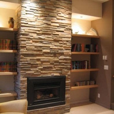 fireplace with shelves on each side 17 best images about fireplace on modern