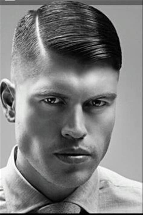the history behind to side part hair style the side part hairstyle an old look for a new age