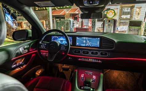 Mercedes Gle 2019 Interior by 2019 Mercedes Gle Review Gtspirit