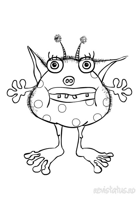 coloring page of monster free coloring pages of monster sonic