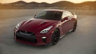 Nissan Gtr R35 Track Edition 2017 Nissan Gt R Track Edition Not Nismo But