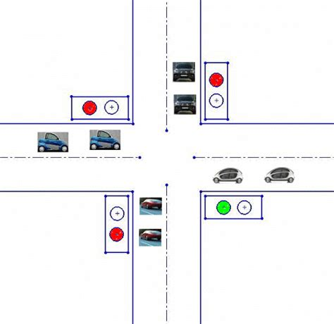 traffic light plc program traffic light with plc program