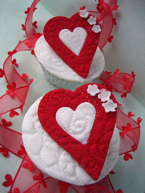 cupcakes design for valentines valentines cupcake decorating ideas family net