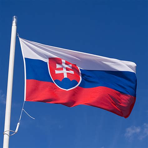 Picture Post Nation 4 by Graafix Flag Of Slovakia