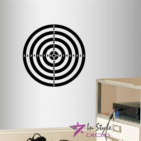 target kids bedroom decor in style decals 1844 wall vinyl decal home decor art sticker darts target kids bedroom