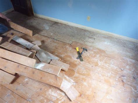Kitchen Carpeting Ideas low budget diy plywood plank floors diydork com