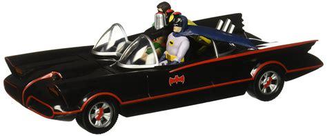funko dc heroes 1966 batmobile vehicle with batman and