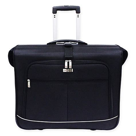 bed bath and beyond tysons traveler s choice 174 vienna 44 inch rolling garment bag in