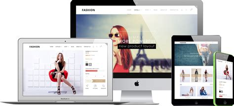 responsive shopify theme fashion roartheme