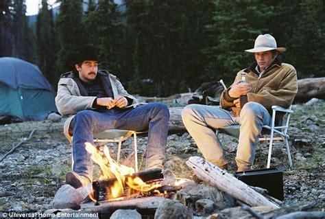 film cowboy mountain ang lee says heath ledger based brokeback mountain gay
