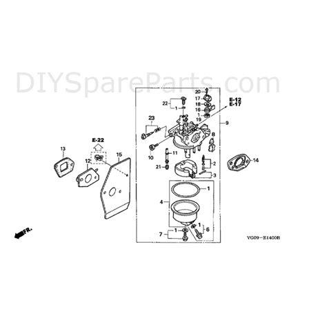 Ignition Coil Espass S91 honda hrh536 qxe hrh536k4 qxe mzbu parts diagram carburettor