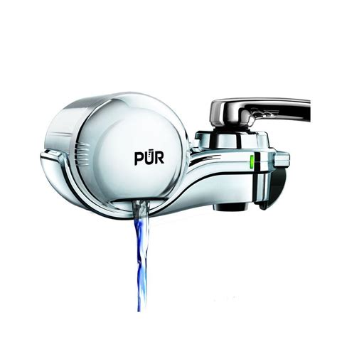 Pur Faucet Mount Water Filter by Pur Mineralclear Advanced Plus Horizontal Faucet Mount